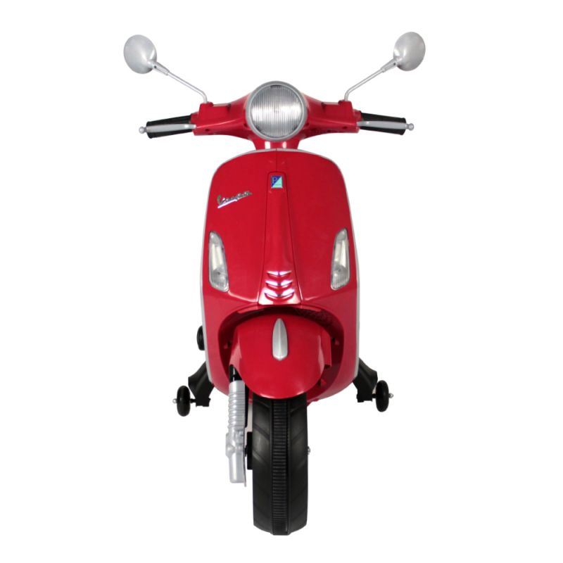 Vespa Elétrico Primavera 12V Vermelho - Belfix