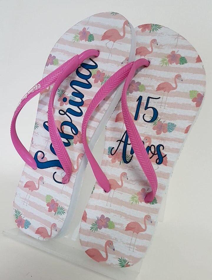 15 anos Flamingo