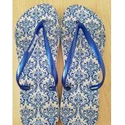 Arabesco azul