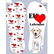 Eu amo meu Labrador