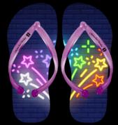 Estrelas Neon