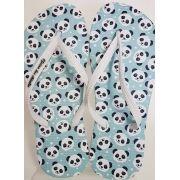 Panda azul