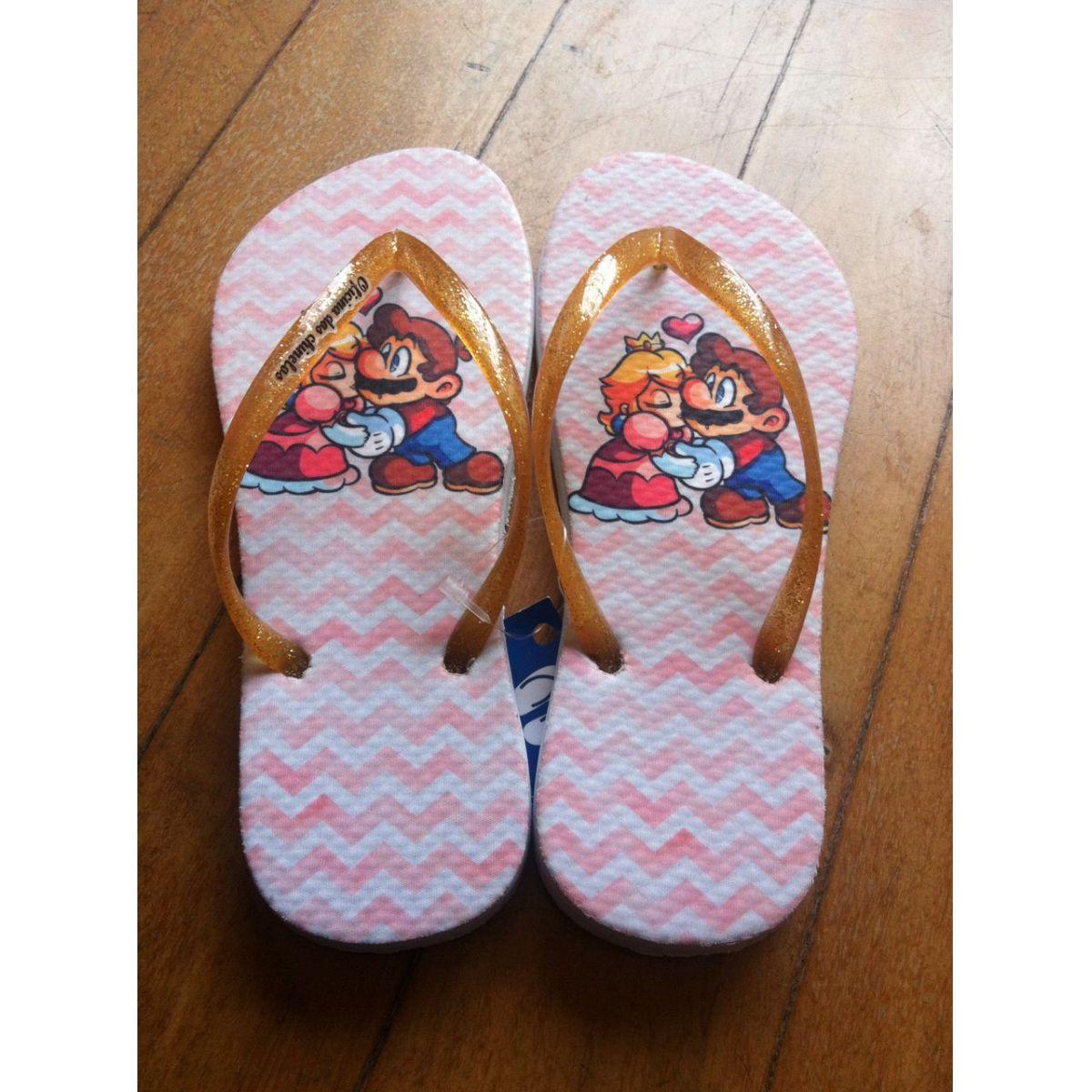 Mario Bros e princesa