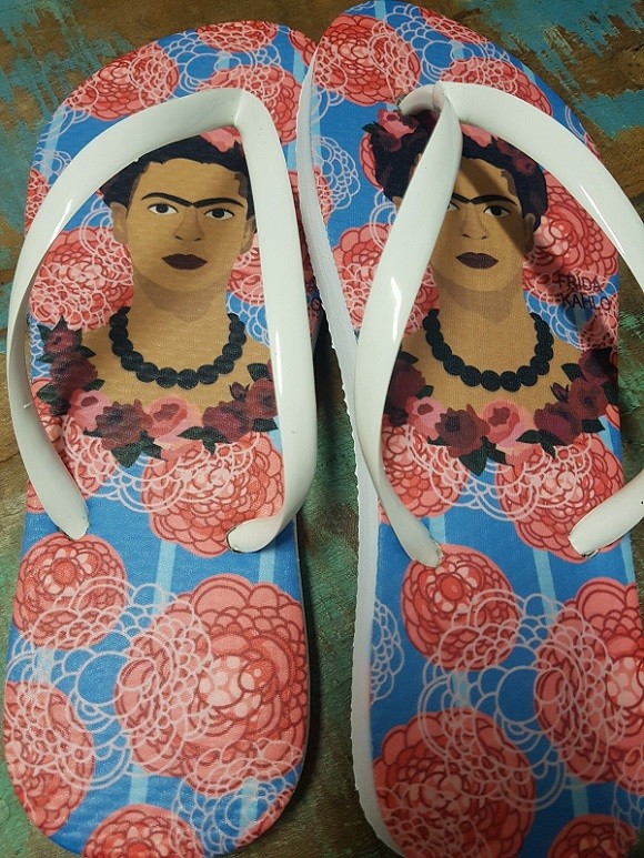 Frida dois rostos art pop