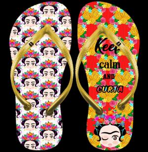Keep Calm e curta a Frida
