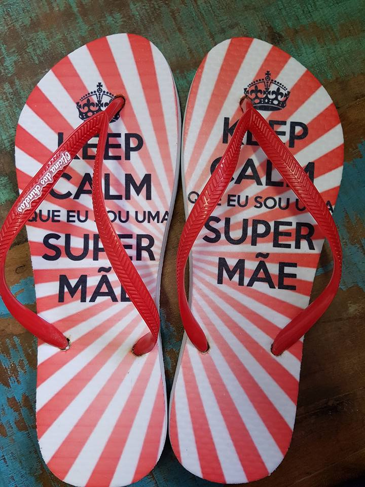 KEEP CALM EU SOU SUPER MÃE