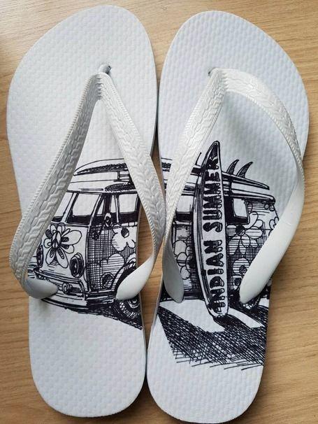 Kombi surf P&B
