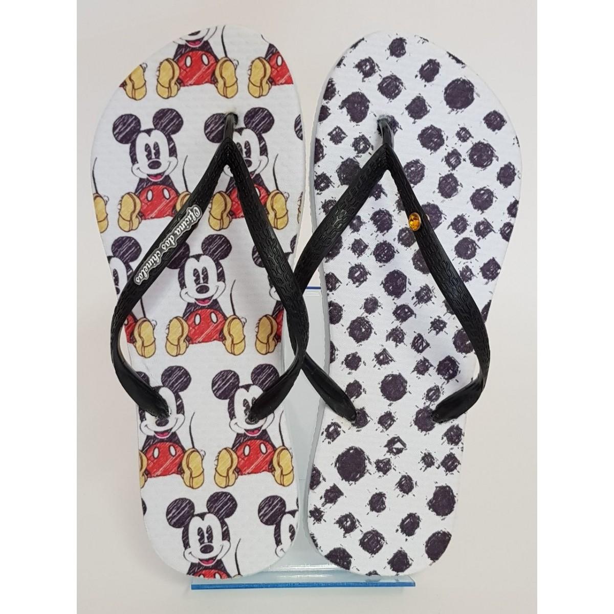 Mickey bolinhas