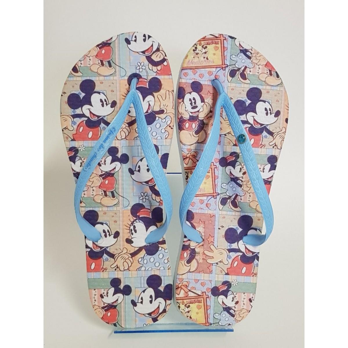 Mickey e Minnie quadrinhos