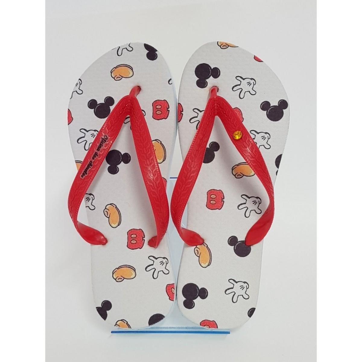 Mickey pedaços