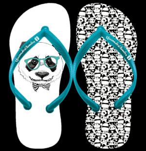 Panda Óculos