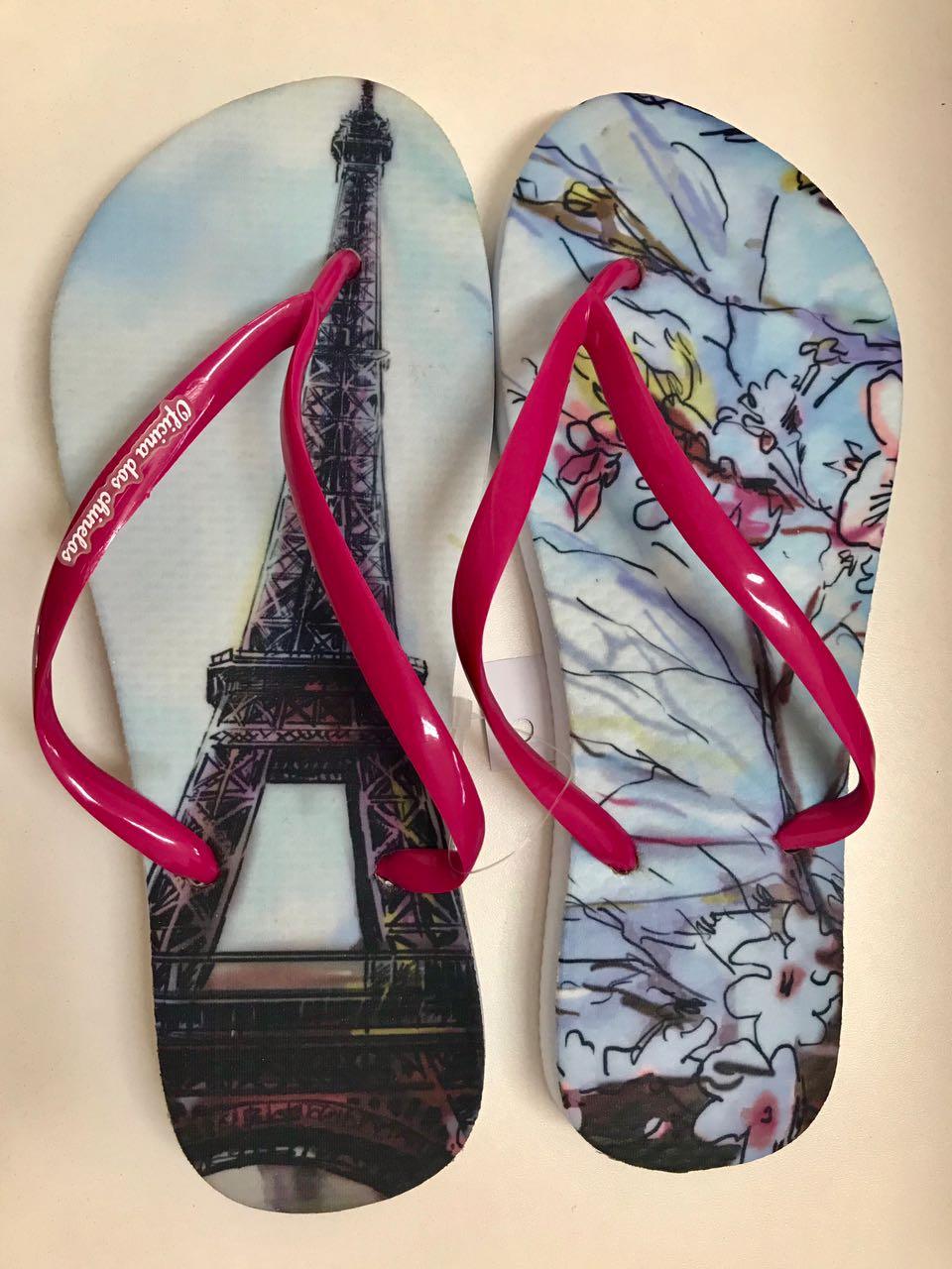 Paris aquarelado