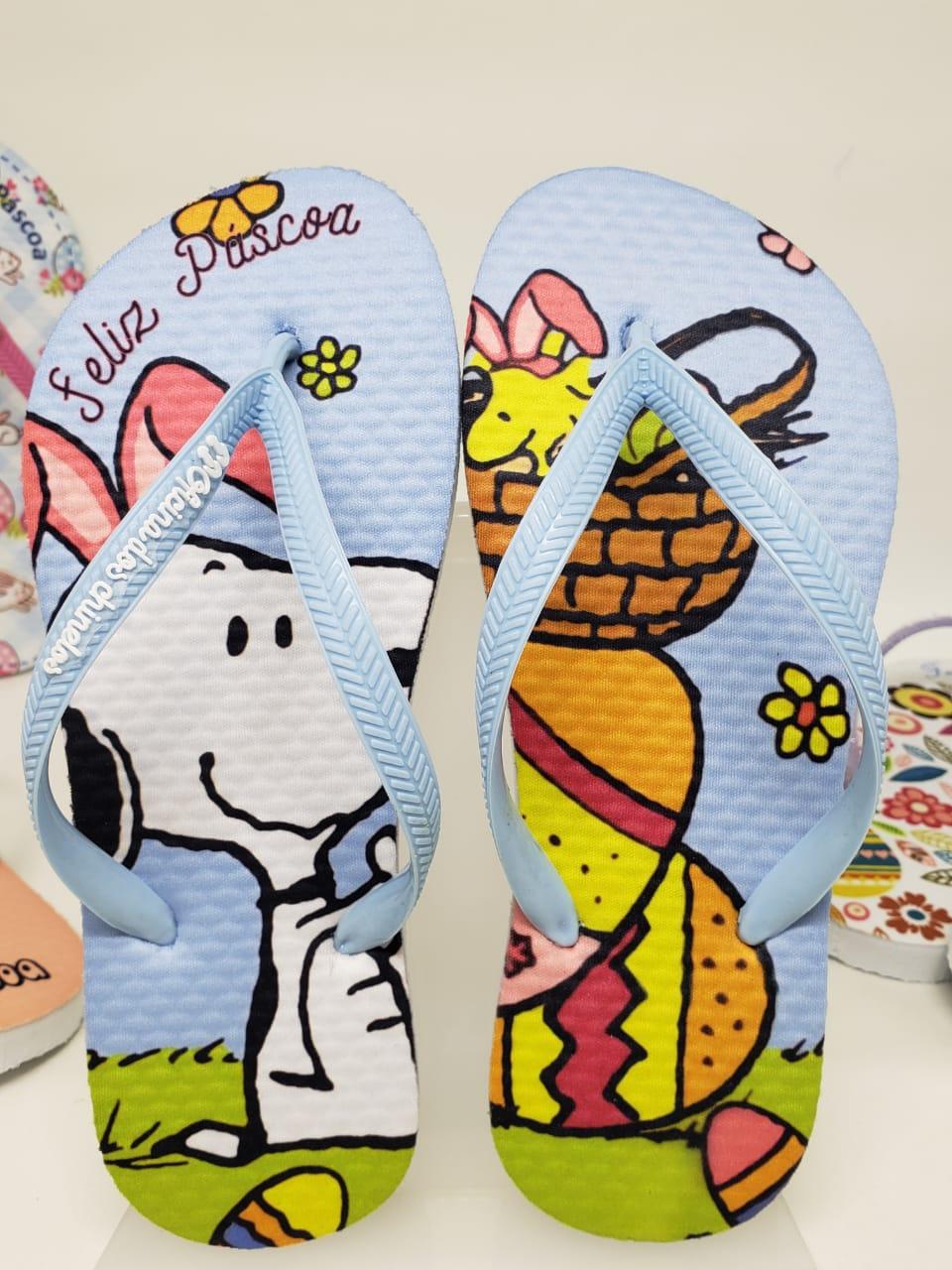 Páscoa Snoopy