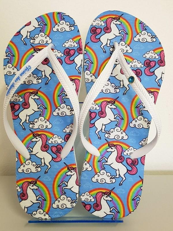 Unicornio - arcoiris
