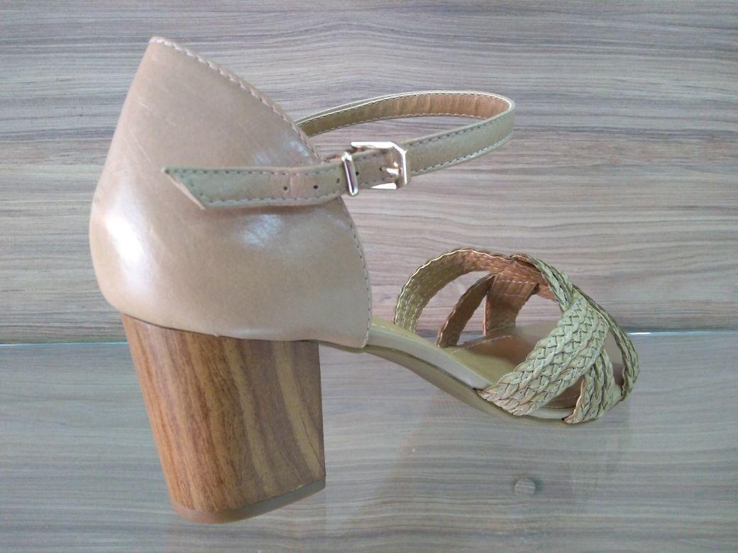 Sandália Trissê Bambu