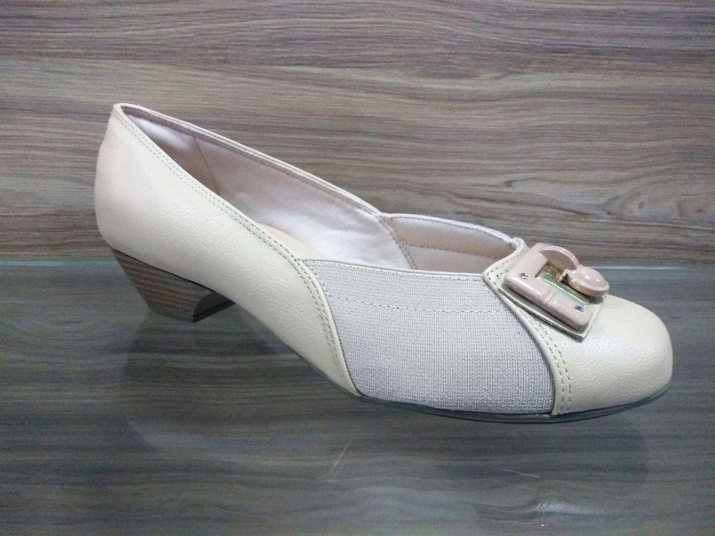 Sapato Baixo New Pele