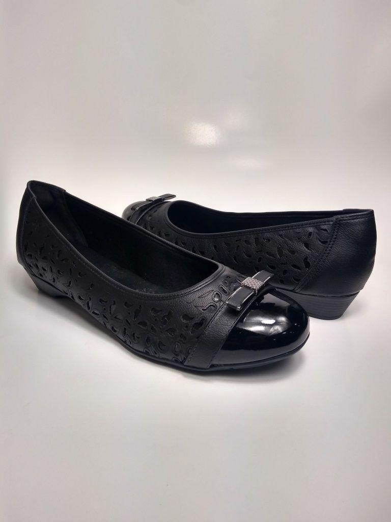 Sapato Baixo Recorte