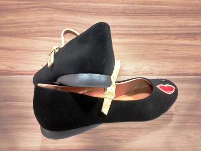 Sapato Boneca Kiss