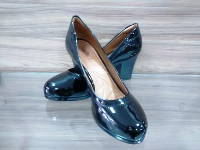Sapato Boneca Verniz