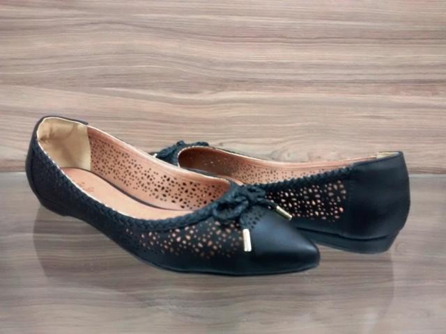 Sapato Recorte Laser