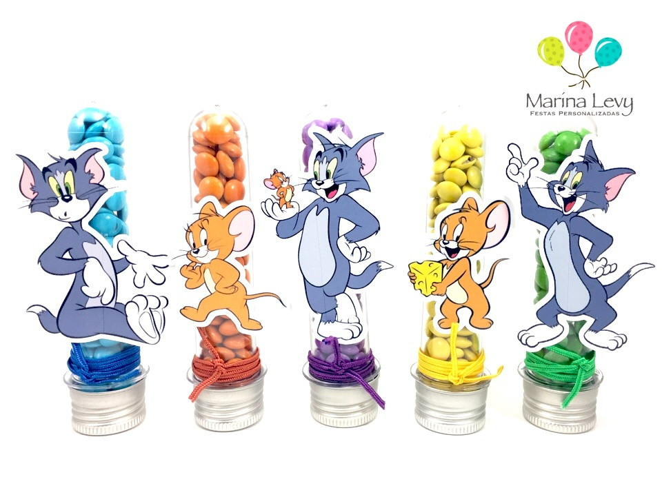 Tubete - Tom e Jerry