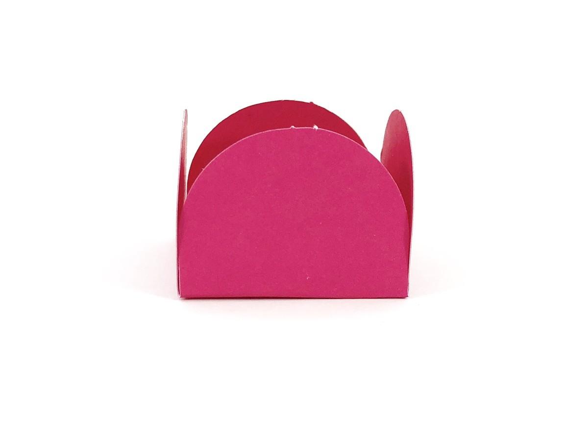 Forminha 4 Pétalas - Rosa Pink