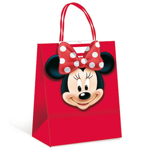 Sacola - Minnie Mouse