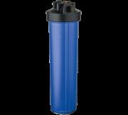 """CARCAÇA BIG BLUE 20"""" SEM REFIL - Vazão até 6.000 litros/hora - Planeta Água"""