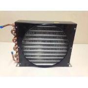 Condensador 2778 3/4 com coifa para 1 ventilador 35 x 22 x 9 cm