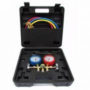 CONJUNTO MANIFOLD GT 536G R410 / R22 / R407 (800 - 4.000) PSI (Medidor de pressão de gás)