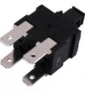 Interruptor duplo para Aspirador de pó Electrolux FLEX / A10N1 / GT20N / GT30N / AQP20 / AWD01
