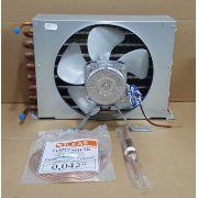 Kit Condensador Para Motor 1/3 Hp (22 x 9 x 35 cm)
