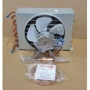Kit Condensador Para Motor 1/4 Hp (22 x 9 x 35 cm)