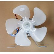 Micro Motor Ventilador Elgin 1/40 Hp Hélice Plástica para Freezer e Cervejeira - Bivolt