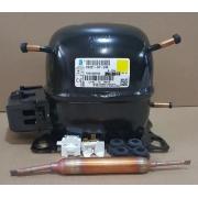 Motor Compressor Geladeira Tecumseh Thg1352ygs 1/6 Hp 220v