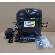 MOTOR COMPRESSOR TECUMSEH 1/2 HP - AEW415Y-GS8B - 220v - GÁS R-134A