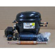 MOTOR COMPRESSOR TECUMSEH 1/3 HP - TCW410Y - GÁS R134a - 220v