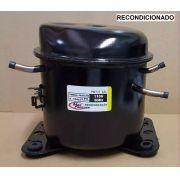 MOTOR PARA GELADEIRA E FREEZER - Compressor 1/6 HP - Pw 5.5 - R134a - Recondicionado