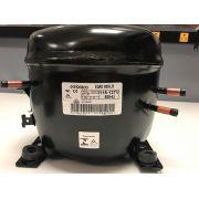MOTOR PARA GELADEIRA E FREEZER EMBRACO 1/4+ HP - EGAS 80HLR - R134a - 110v