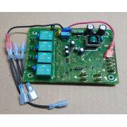 Placa Circuito Eletronico da Máquina de Gelo Automatic EGC50A / EGC150A