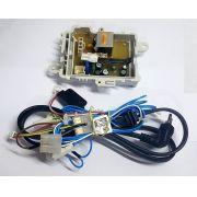 Placa Potência com Rede Elétrica para Lavadora Consul 12kg - Modelo Cws12ab - 220v - Cod. W11251568
