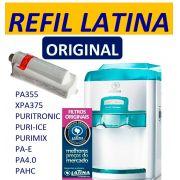 Refil Filtro Latina Original P355 - Puritronic - Latina