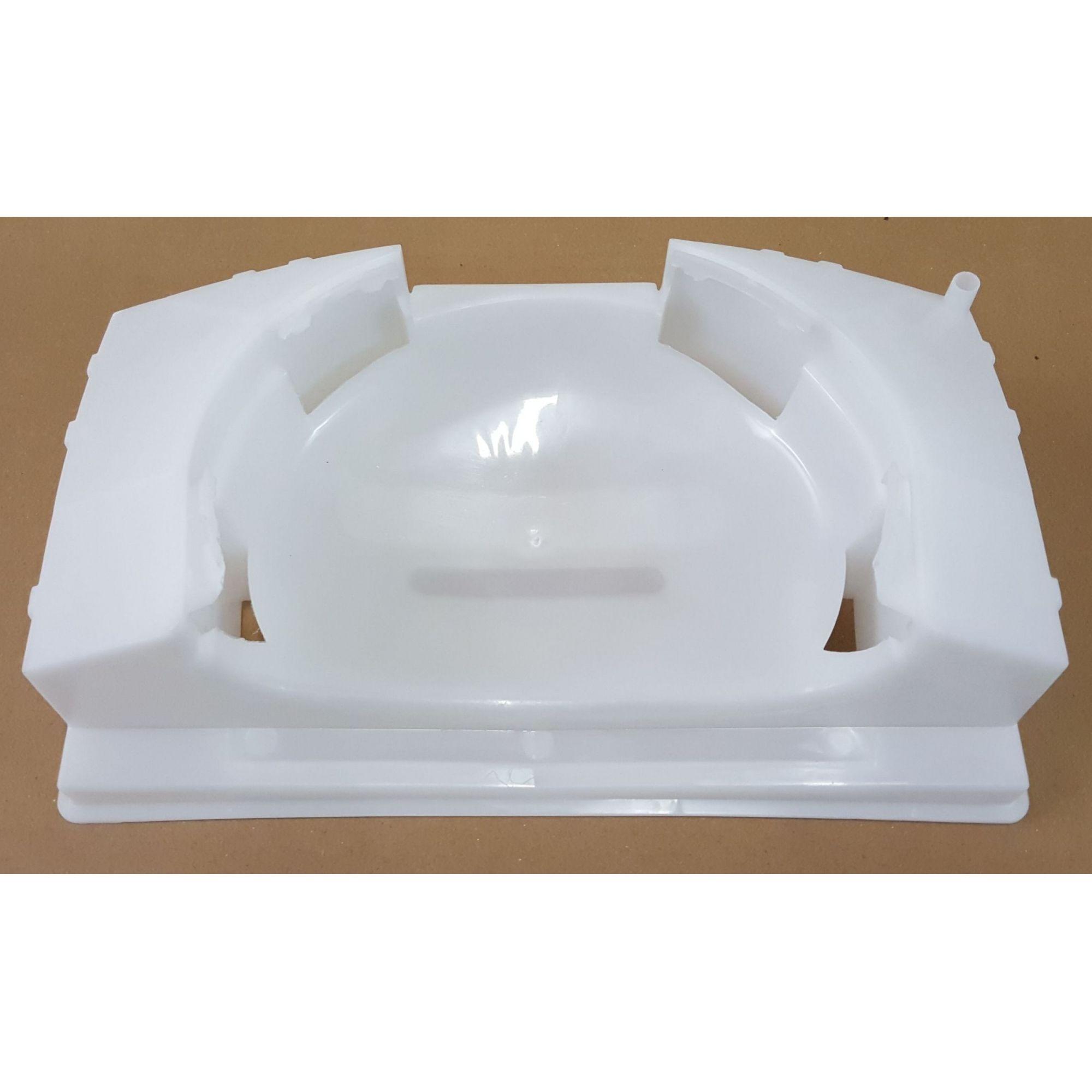 Bandeja Coletora De Água Do Motor Embraco para Geladeira e Freezer