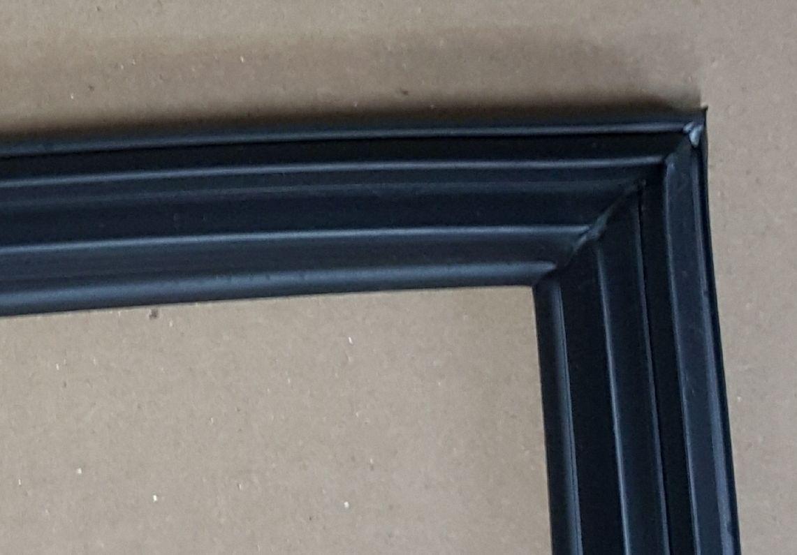Borracha de Freezer MetalFrio Medidas 1,42 x 64 cm  - Encaixe na Porta ** CONFIRA AS MEDIDAS **