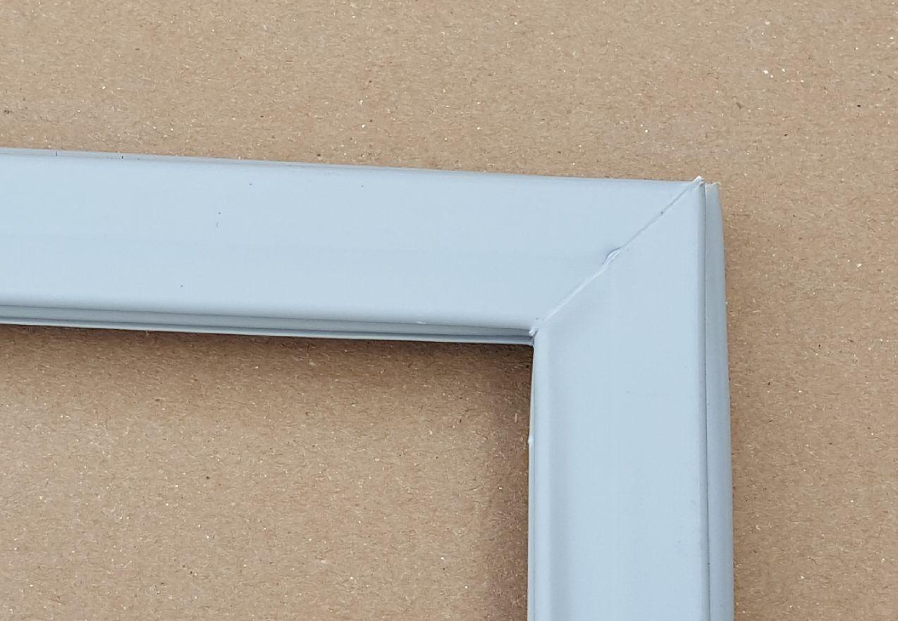 Borracha de Geladeira Bosch Medida Ecoplus 315 - 1 Porta - Encaixe ** CONFIRA AS MEDIDAS **