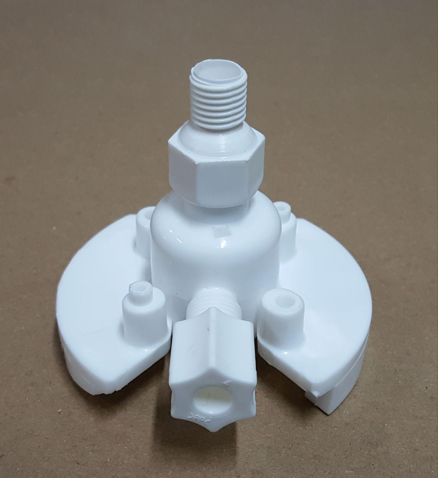 Cabeçote do Refil para Purificadores de Água FR600