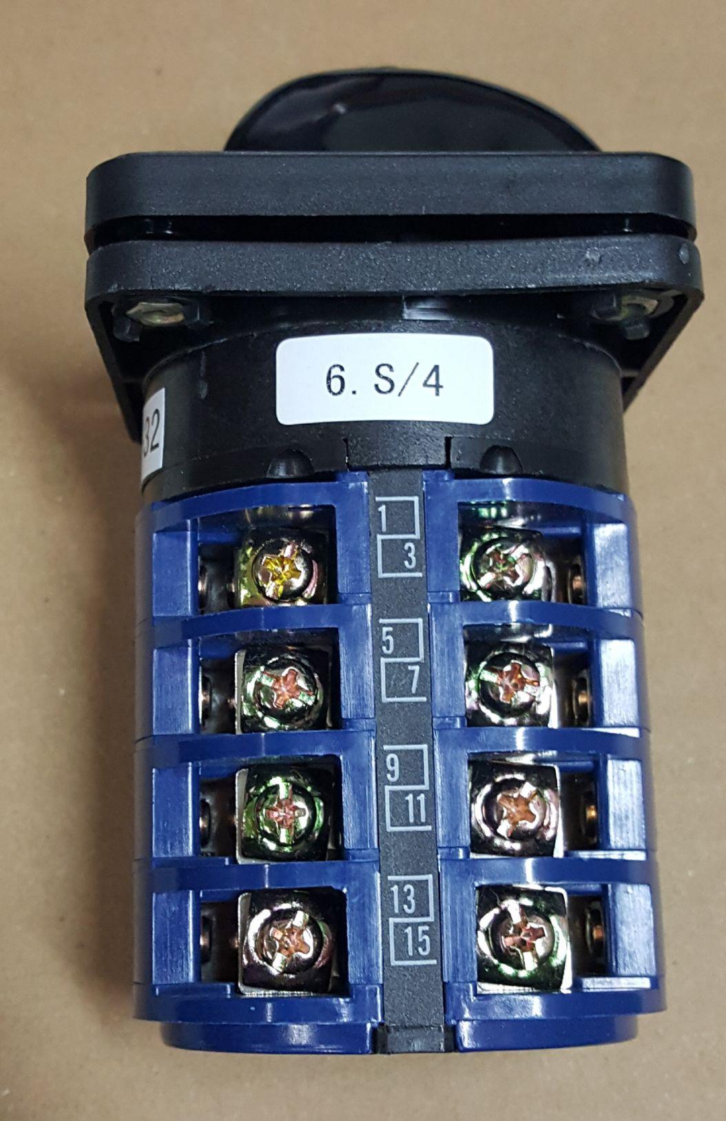 Chave Rotativa Linha LW26-32 - JNG