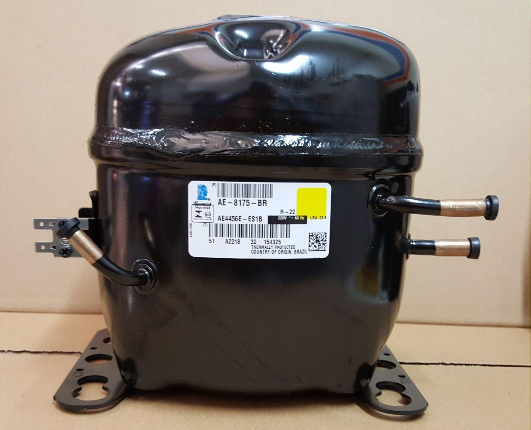 Motor Compressor Tecumseh 1/2 Hp (AE4456E / AE1265E) - 220v - R22