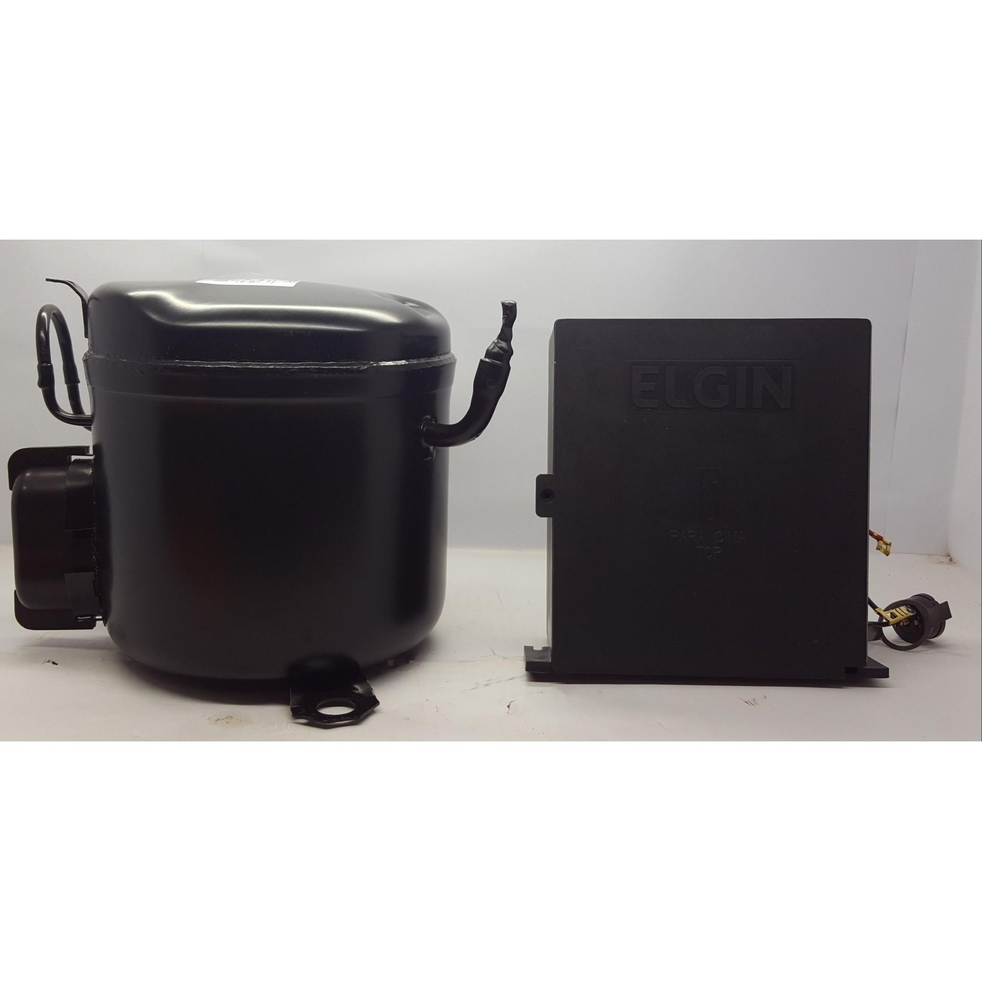 COMPRESSOR ELGIN 7/8 HP - TCM-2040-E - SUBST TCM2038 R22 (220v)
