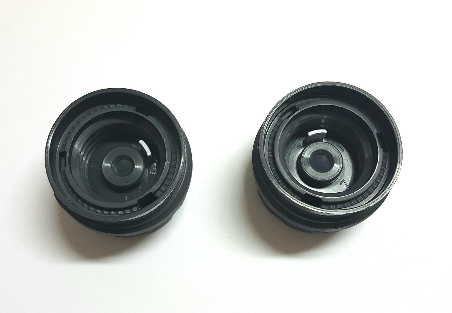Conjunto de botão para purificador SOFT EVEREST - Modelo Novo